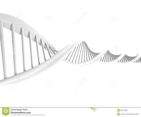 dna spiral stock illustration illustration  evolution