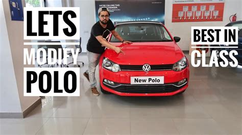 Volkswagen Polo Modification by Volkswagen Polo Modification Best Accesories For