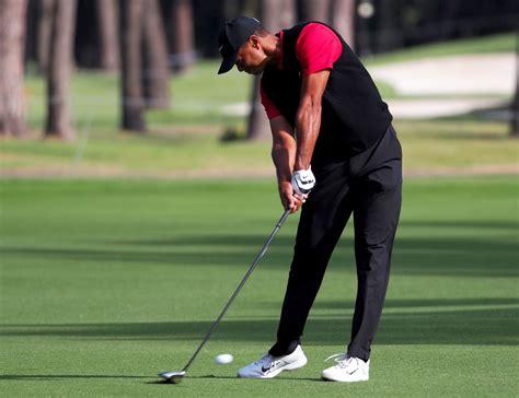 Tiger Woods Golf Swing Slow Motion Iron – Aneka Golf