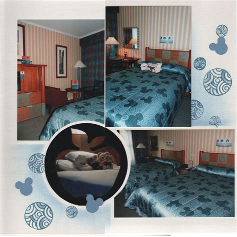 chambre hotel york disney disneyland hotel york chambre scrapjeannot