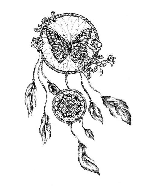 Close to what Im looking for but with some additions and subtractions to the dream catcher