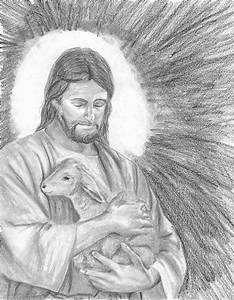 Good Shepherd Drawing Pictures to Pin on Pinterest - PinsDaddy