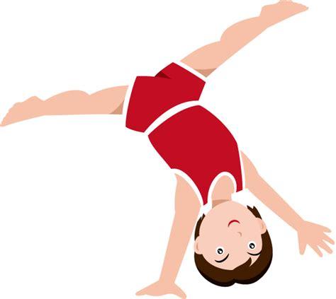 Gymnastics Clipart Gymnast Clip Clipart Best