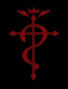 Fullmetal Alchemist Symbol by GaWd3Ss on DeviantArt