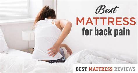 mattress   pain  top  choices