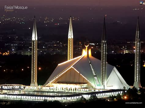 Faisal Mosque Hd Images by Islam Hd Wallpapers Photos I Holy Mecca Mosques