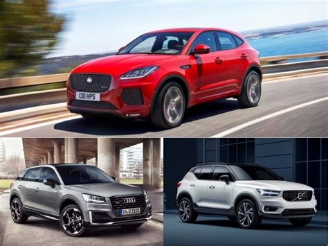 Top 5 Luxury Compact Suvs To Be Launched In India
