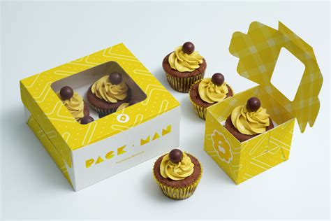 All free mockups include smart objects for easy edit. Cupcake Boxes Mockup ~ Product Mockups ~ Creative Market
