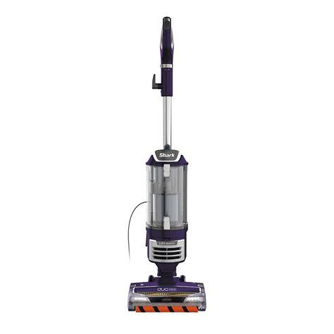 shark zu duoclean   pro upright vacuum