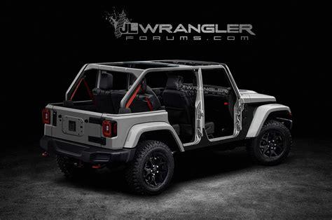 2020 jeep truck 2020 jeep wrangler truck concept release best