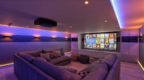 Design For Home Theatre by What About A Home Theater Technoliving