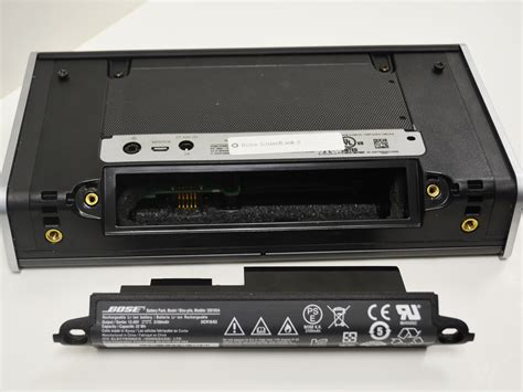 bose soundlink ii battery replacement ifixit repair guide