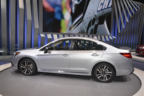 subaru legacy 2018 subaru legacy has a hint of impreza in chicago