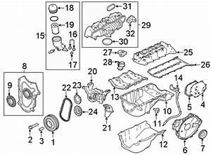 Jaguar Xe Engine Intake Manifold  Gas  Vin  Liter