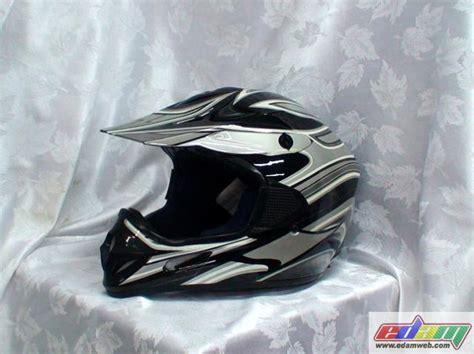 yamaha motocross helmet new yamaha black atv dirt bike quad motocross helmet md ebay