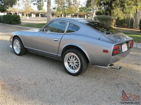 1976 Datsun 280z Parts by Refreshed 1976 Datsun 280z Clean Clean Clean