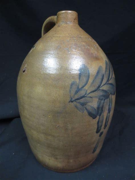 antique stoneware cobalt blue 2 gallon jug crock ebay 26 best images about pfaltzgraff crocks n jugs on