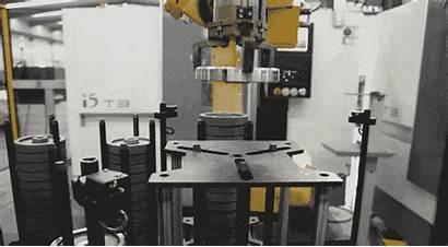 Factory Intelligent Finishing Robot Cnc Dejun Crane