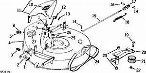 John Deere Rx75 Mower Parts