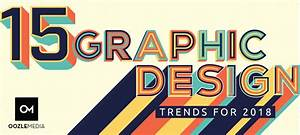 15 Graphic Design Trends For 2018