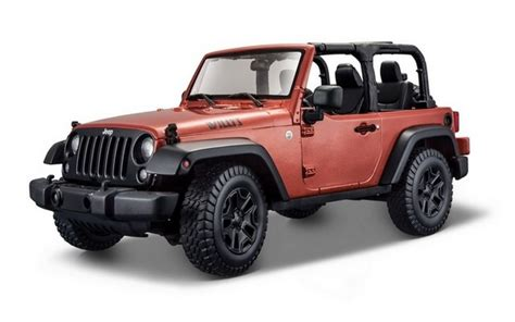 jeep open top models 1 18 jeep wrangler rubicon 2014 open top jeep