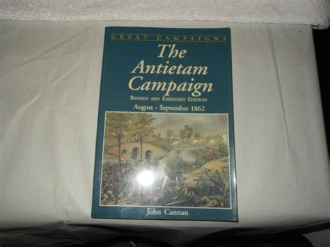 The Antietam Campaign : August-September 1862 by John ...