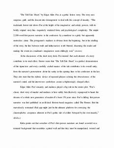 Buy Essay Papers Online Essay Topics On The Telltale Heart What Is Business Ethics Essay also Thesis For Argumentative Essay Essay On The Tell Tale Heart Custom College Essay Writers Site  The Thesis Statement Of An Essay Must Be