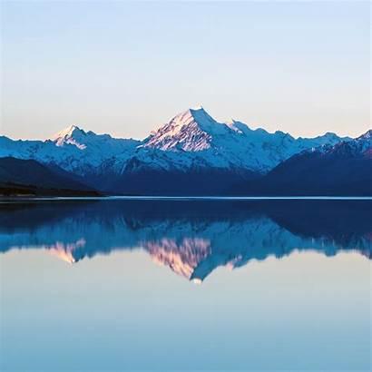 Ipad Pro Wallpapers Reflection Lake Apple Macbook