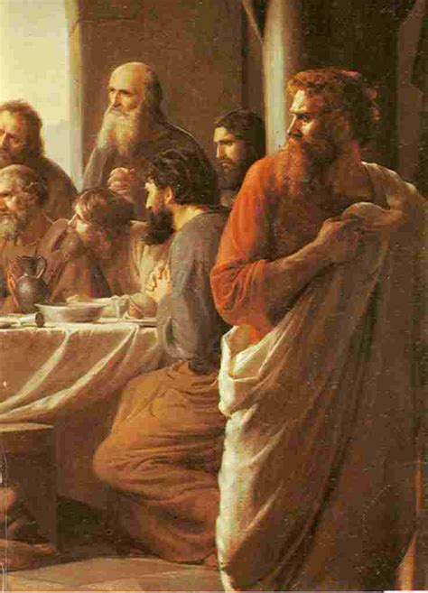 The Compassion Of Judas Iscariot  The Other Six Days