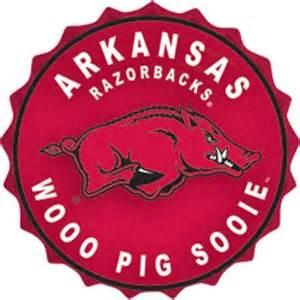 Arkansas Razorback Home Decor Photo