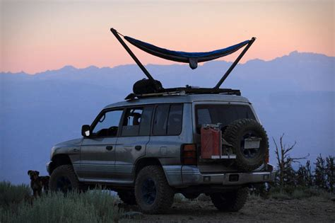 Truck Hammock by Collapsible Car Hammocks Car Hammock