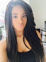 Long Braids Hairstyles for Black Women