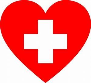 Clipart - First Aid Heart