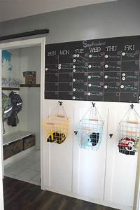 Hallway, Family, Command, Center, U2022, Our, House, Now, A, Home