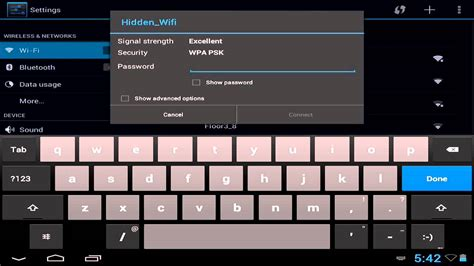 how to wifi on android how to connect wifi on android tablet