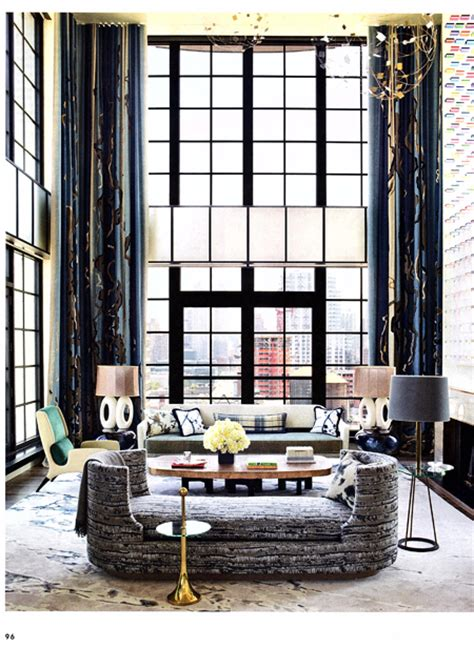 Architectural Digest: Sky's the Limit