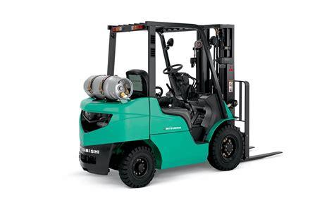 Forklift Mitsubishi by Mitsubishi Counterbalance Forklift Fg18zn Nichiyu