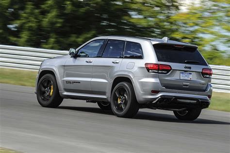 trackhawk jeep cherokee nouveau jeep grand cherokee trackhawk salon new york 2017