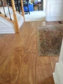 Wide Plank Plywood Flooring DIY
