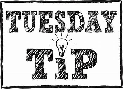 Tip Tuesday Tuesdays