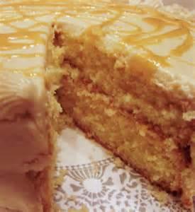 Caramel Cake Recipe From Scratch