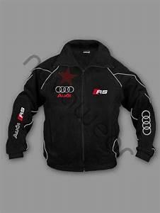 Veste Audi Sport : audi rs fleece jacket my accessories pinterest ~ Accommodationitalianriviera.info Avis de Voitures