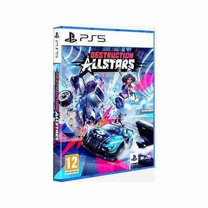Ps5 Destruction Allstars Videojuegos