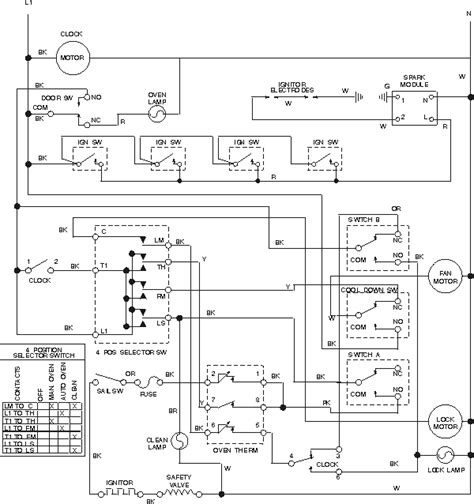 Wire Schematic For Kenmore Upright Freezer by Appliance Parts Depot Repair Manual