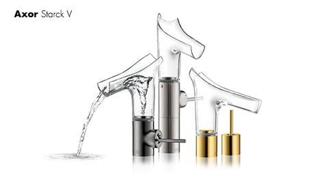 axor citterio kitchen faucet axor starck v mixer featuring a water vortex hansgrohe int