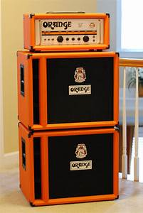 Orange bass amp. My dream rig. | Things I would like to ...