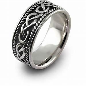 mens celtic rings shm sd1 With celtic silver wedding rings