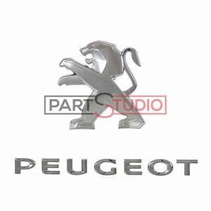 Monogramme Peugeot : monogramme arriere lion et peugeot modele 5 portes de peugeot de 308 a partir de 06 2013 ~ Dode.kayakingforconservation.com Idées de Décoration