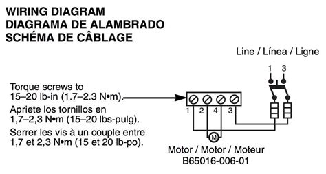 Well Pump Pressure Switch Wiring Diagram Electrical