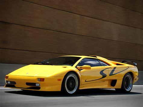 1995 Lamborghini Diablo-sv Diablo Supercar Supercars G